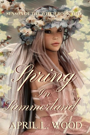 Spring in Summerland EBOOK Cover