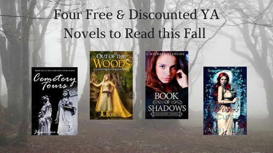 Four #Free & Discounted #YA Novels to Read this #Fall by @JackieSmith114 @AuthorBernette @Paris365 @AprilLWood #IAN1 #IARTG #Kindle